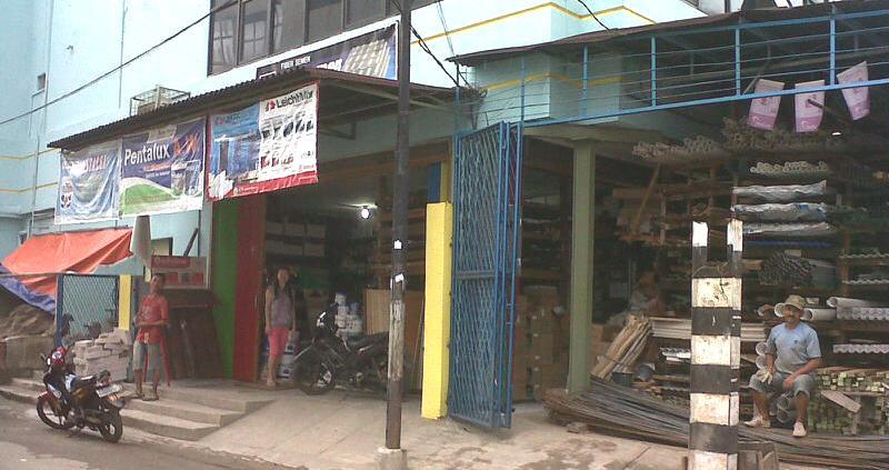 Depo Bangunan