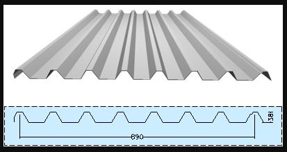 Atap Spandek
