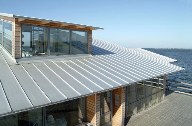 Spandek Atap Rumah